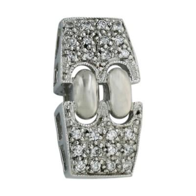 Sterling Silver Pendant Hook