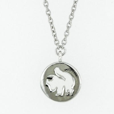 """Sterling Silver Anklet 9.5"""" Taurus"""