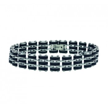 Stainless Steel Bracelet Marquis Shaped Pcs